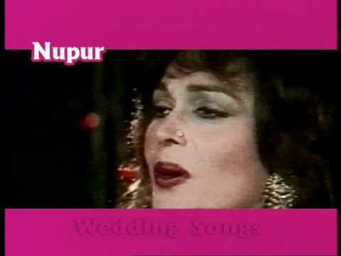 Madhaniyan - Musarrat Nazir - Punjabi Wedding Folk Song