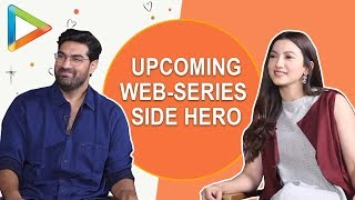 CHECK OUT: Kunaal Roy Kapur & Gauahar Khan's full inerview on their web-series Side Hero & lot more - HUNGAMA