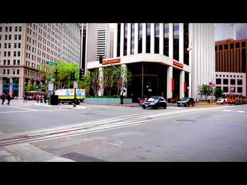 Tour San Francisco's Financial District