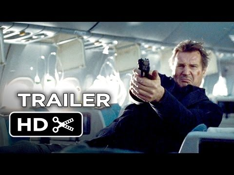 Trailer For Liam Neeson's 'Non-Stop' Shoots In