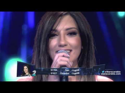 دينا عادل من مصر - مالي - البرايم 8 من ستار اكاديمي 11