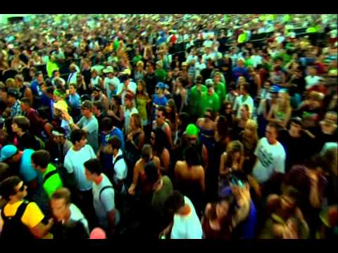 Train Saga - Slightly Stoopid @ Mile High Music Festival 2010