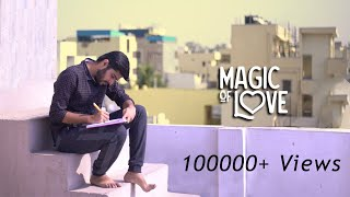 MAGIC OF LOVE Latest Telugu Short Film 2019 || Ramki | Swathi Bheemireddy || - YOUTUBE