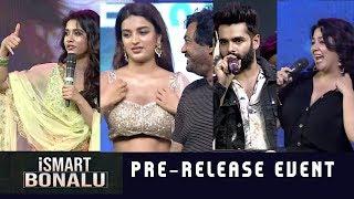 Funny moments from ismart Shankar Pre-Release Event | ismart Bonalu | Ram Pothineni | Puri Jagannadh - IGTELUGU
