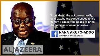 🇬🇭 Ghana: Undercover journalist Hussein-Suale shot dead | Al Jazeera English - ALJAZEERAENGLISH