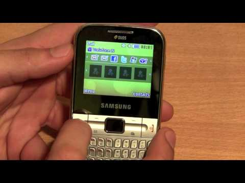 Samsung Chat 322 Duos (Dual Sim) Unboxing and Quick Review with comparison Chat 335