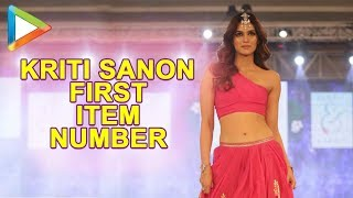CHECK OUT: Kriti Sanon to do an ITEM number in STREE!!! - HUNGAMA