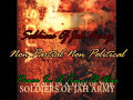 Soja - Non Partial Non Political - Peace In A Time Of War