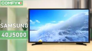 Samsung UE40J5000 - телевизор с Full HD экраном - Видео демонстрация
