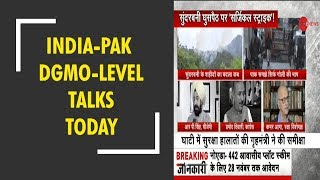 India, Pakistan DGMO-level talks today - ZEENEWS