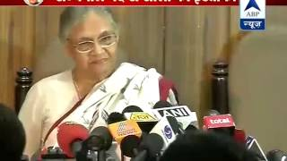 I have resigned l I did it yesterday and I don't want to comment further: Sheila - ABPNEWSTV