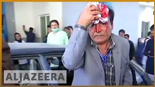 🇦🇫 Afghanistan: Suicide bomber targets school in Kabul | Al Jazeera English - ALJAZEERAENGLISH