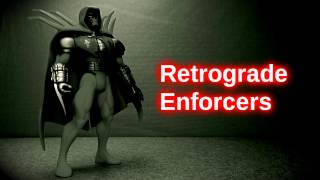 Royalty FreeRetro:Retrograde Enforcers