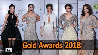 Glamorous Gold Awards 2018 with TV Celebs - BOLLYWOODCOUNTRY