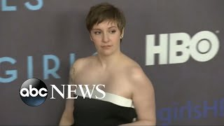 Lena Dunham defends her writer from sexual assault claim - ABCNEWS