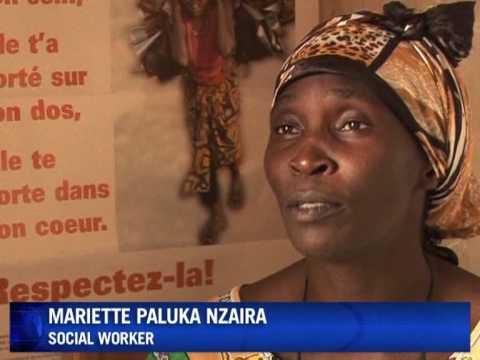 El drama de las violaciones en RD Congo
