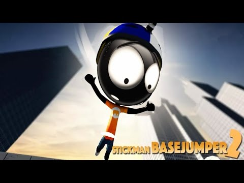 Stickman Base Jumper 2 Android Gameplay ᴴᴰ
