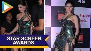 Urvashi Rautela at Star Screen Awards 2018 - HUNGAMA