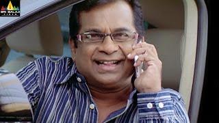 Brahmanandam Comedy Scenes Back to Back || Neninthe Movie Comedy Scenes - SRIBALAJIMOVIES
