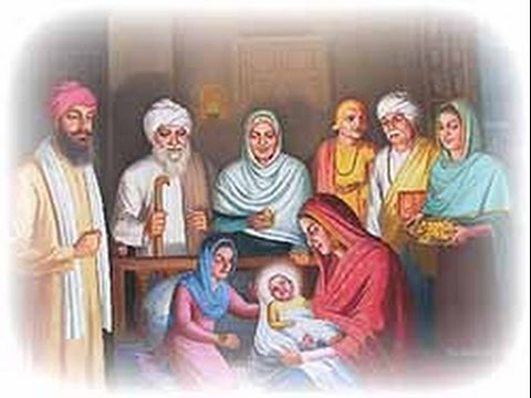 Guru Nanak Dev Ji 's Birth History - By Giani Sant Singh Paras Dhadi Jatha