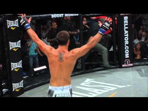 Bellator 48 Moment - Pat Curran KO's Marlon Sandro
