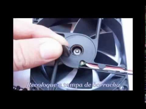 GERADOR EOLICO Caseiro Usando um cooler