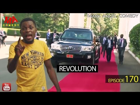 REVOLUTION (Mark Angel Comedy) (episode 170) - حواء توداي