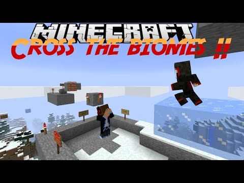 Minecraft Parkour : Cross The Biomes !! NEMO RETURN !!