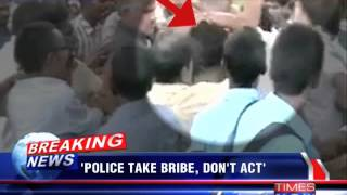 UP: Sub Inspector injured in mob attack - TIMESNOWONLINE