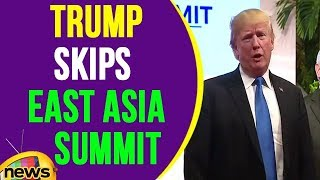President Trump skips East Asia summit plenary, but says trip was a success | Mango News - MANGONEWS