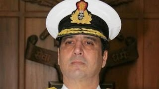 Admiral Robin Dhowan takes over as Navy chief - TIMESNOWONLINE