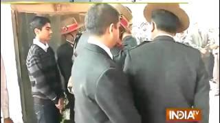 Last ritual of Colonel MN Rai - INDIATV