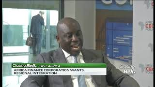 Afreximbank's Rene Awambeng speaks on boosting intra-African trade - ABNDIGITAL