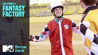 'Ostrich Race' Official Throwback Clip | Rob Dyrdek's Fantasy Factory | MTV - MTV