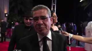 بالفيديو- مصطفى الأغا لـ FilFan.com: لهذا السبب حضرت مهرجان دبي السينمائي