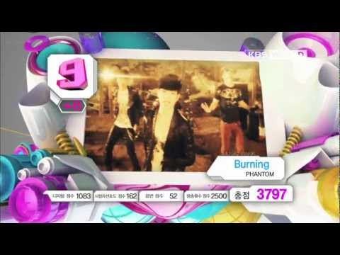[Music Bank K-Chart] 1st Week of September & KARA - Pandora (2012.09.07)
