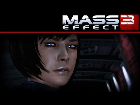 Mass Effect 3 PC (1080p) Female Shepard Character Build (Code)