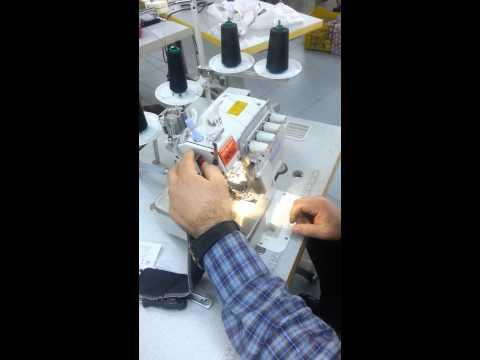 NATEXINT - SIRUBA 700QD MASINA DE CUSUT AUTOMAT SURFILAT