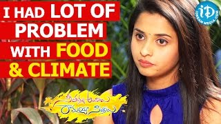 I Had Lot Of Problem With Food And Climate - Actress Arthana | Seethamma Andalu Ramayya Sitralu - IDREAMMOVIES
