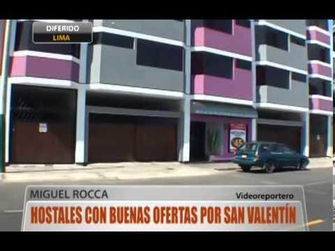 Hostales con buenas ofertas por San Valentín