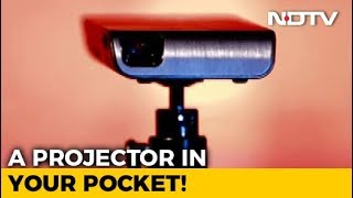 Projectors That Fit In Your Pocket - NDTV