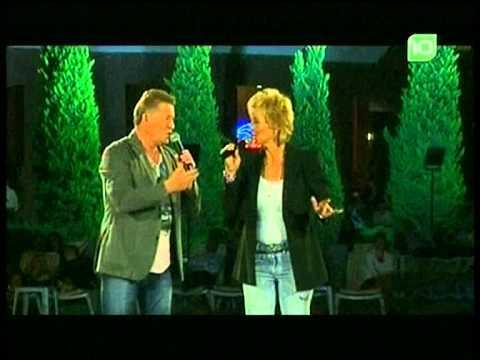 Jan Keizer en Anny Schilder (BZN) ** Amor Amor ** @ Hart voor Muziek Turkije 1 dec. 2010