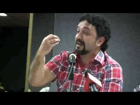 3 Seminario Nacional de Marea Socialista, Sergio Chechi García, aporrea tvi, noviembre 2014