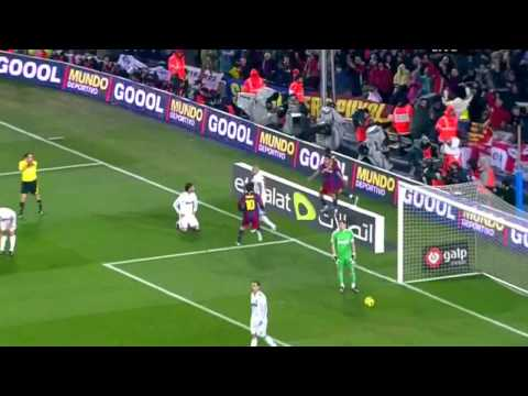 Fc Barcelona Real Madrid 5 0 HD Alfredo Martinez