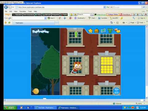 Poptropica Time Tangled Part 1