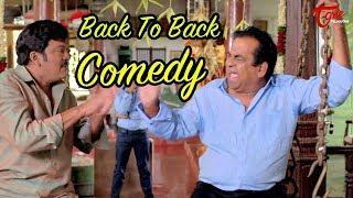 Rajendra Prasad & Brahmanandam Comedy Scenes || TeluguOne - TELUGUONE