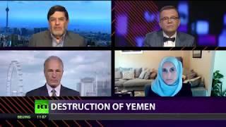 CrossTalk: Destruction of Yemen - RUSSIATODAY