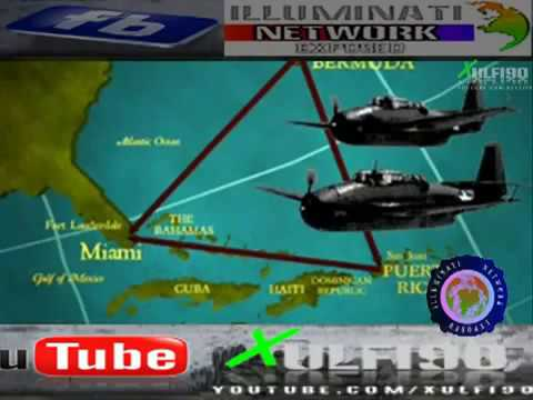 History of Dajjal Arrival (Urdu)Truth Behind Bermuda Triangle Mystery.