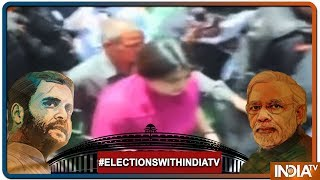 Lok Sabha Elections 2019: Yadav परिवार के गढ़ Mainpuri में EVM को लेकर हल्ला - INDIATV