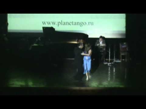 Planetango-6 Concert  Carolina Bonaventura Francisco Forquera. Paciencia